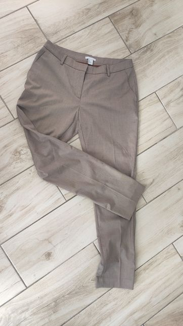 Eleganckie spodnie h&M L