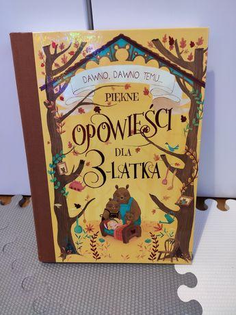 Piękne opowieści dla 3-latka wyd. Olesiejuk