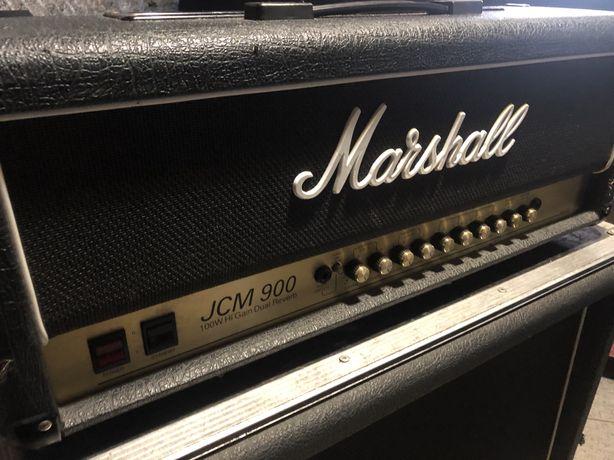 Marshall JCM 900 100W Hi Gain Dual Reverb