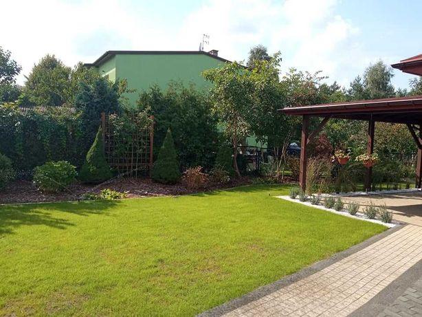 usługi ogrodnicze, zakładanie ogrodów, montaż systemów nawodnienia