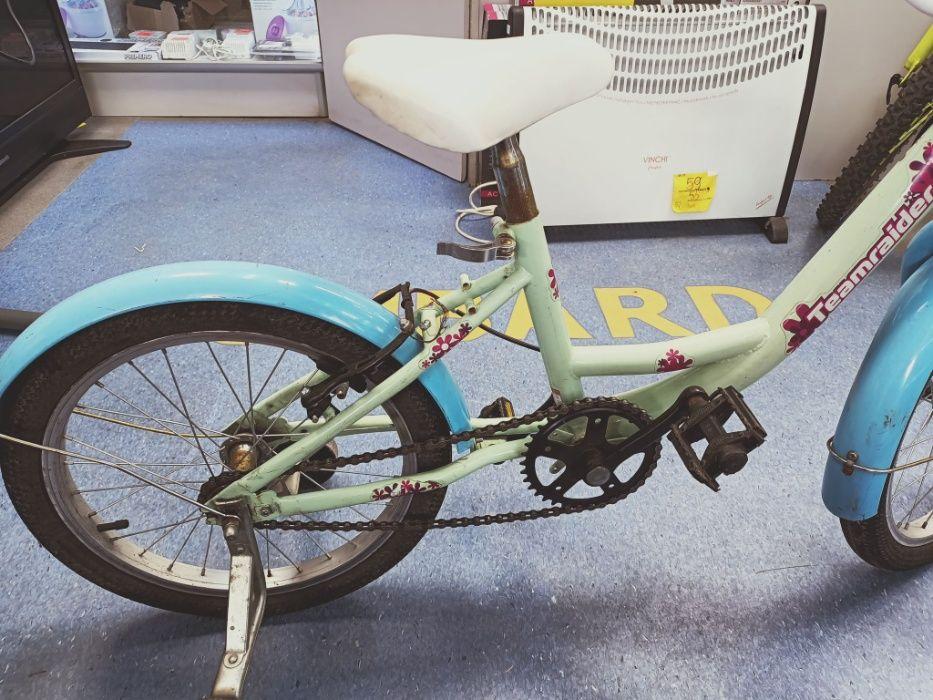 "Rower Teamraider 16""; Lombard Jasło Igielna"