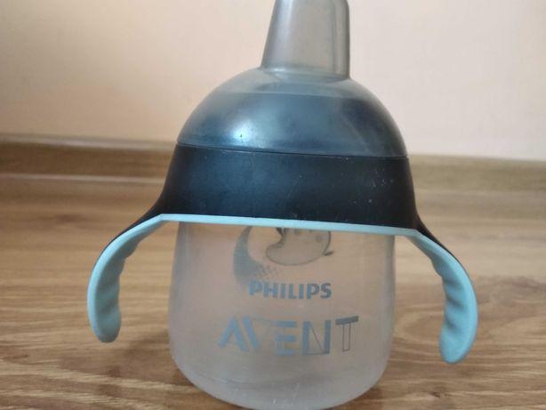 Чашка с носиком/поильник непроливайка Philips avent