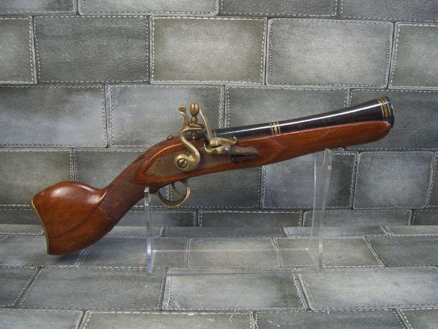 XIX wieczny Ładny Garłacz Tromblon czarnoprochowy