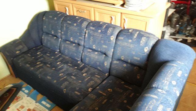 Narożnik rozkładany, rogówka, sofa