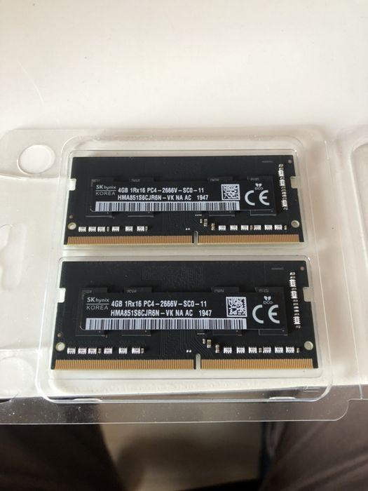 Mac mini 2018 RAM zestaw 8gb (2*4) Wrocław - image 1