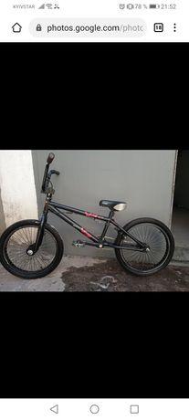 Велосипед ВМХ!!!