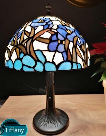 Lampa witrażowa Tiffany, dekoracyjna