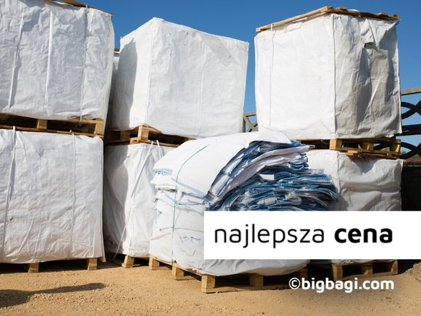 BIG BAGI worki big bag bardzo dobrej jakości o bardzo niskich cenach