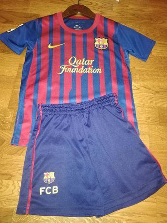 Nike Koszulka i spodenki FC Barcelona