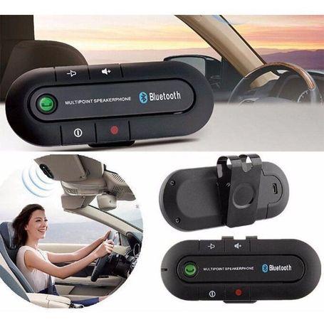 Bluetooth para carro sem fios bateria a durar 4 dias