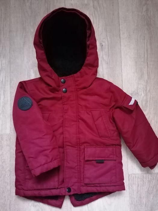 Теплая курточка парка 1-2 Житомир - изображение 1