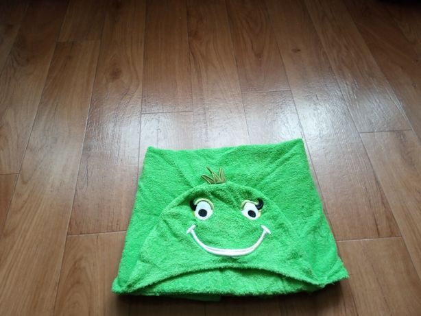 Ręcznik kąpielowy z kapturem 75x75