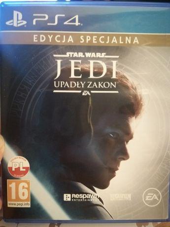 Star Wars Upadły Zakon Jedi Edycja Specjalna PL PS4