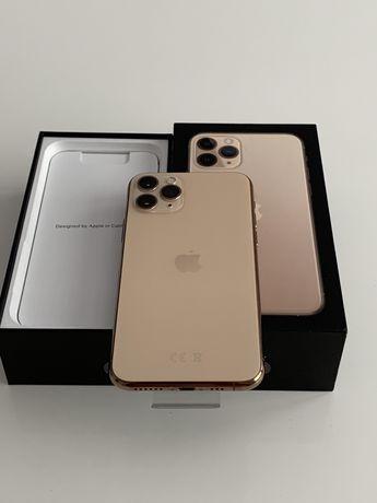 iPhone 11 PRO MAX Gold Złoty Nowy 100% Bareria Kondycja Zafoliowany