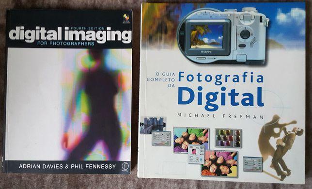 Livros didáticos sobre Fotografia/Imagem Digital