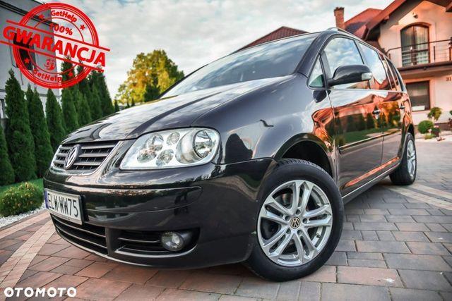 Volkswagen Touran 2.0TDi 140KM*Highline*Skóry*Climatronic*1 właściciel