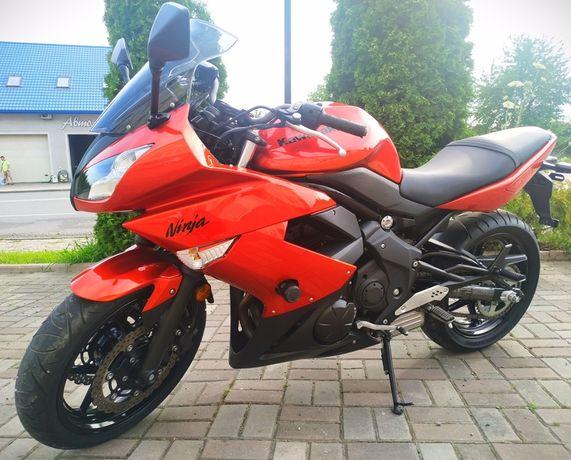 Мото Kawasaki Ninja 650 2012