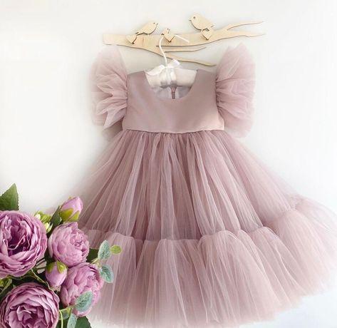 ОРЕНДА! Сукня для маленької принцеси