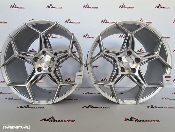 Jantes Veemann V-FS40 Machined Silver 18