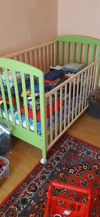 Детская кроватка с матрасом Бердянск - изображение 1