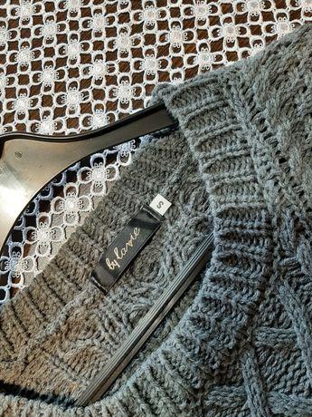 Długi sweter tunika nowa