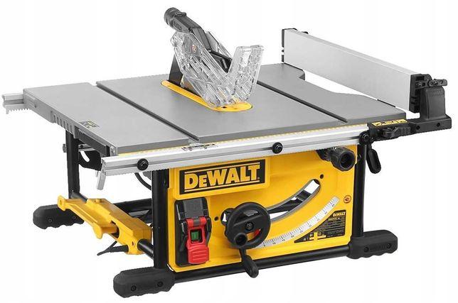 Promocja Dewalt DWE7492 pilarka stołowa