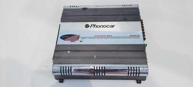 Wzmacniacz samochodowy 650W Phonocar PH4650 NowyLOMBARD/Częstochowa