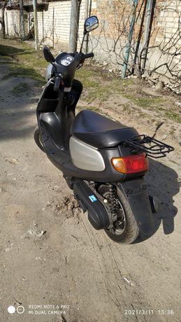 Yamaha jog SA 12