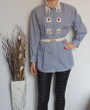 Cudna nietypowa koszula vintage