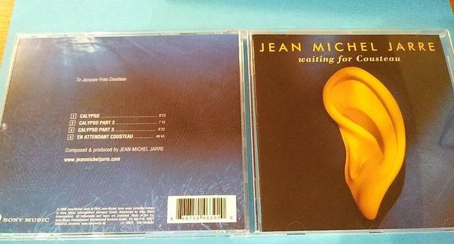 Jean Michel Jarre – Waiting For Cousteau , CD 2015