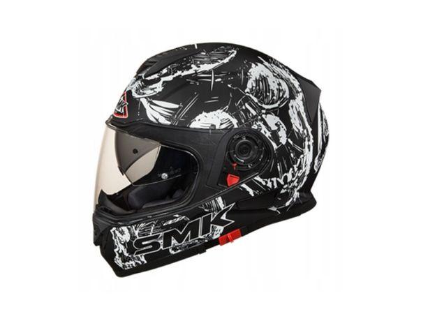 Kask Motocyklowy SMK Twister Skull r. S Wejherowo I Stan Bdb!