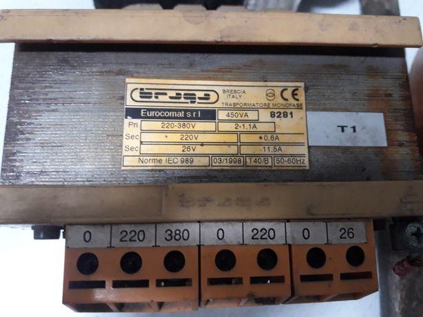 Transformator 26A 220V 380V 11.5A