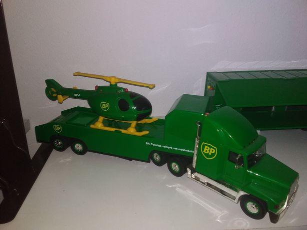 Camião bp verde 1/43