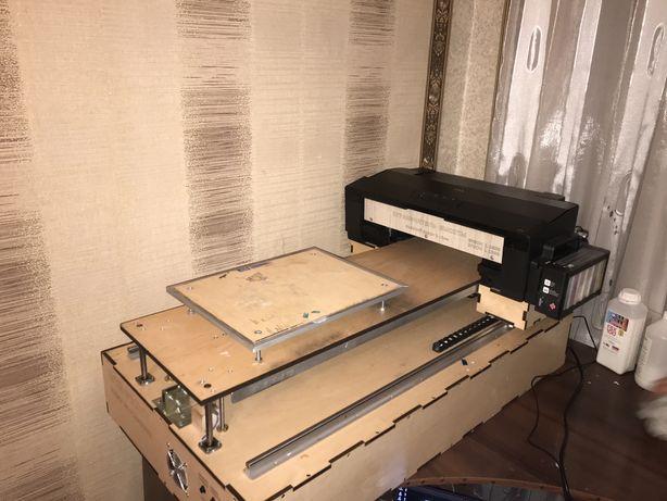 Текстильный принтер epson l1800