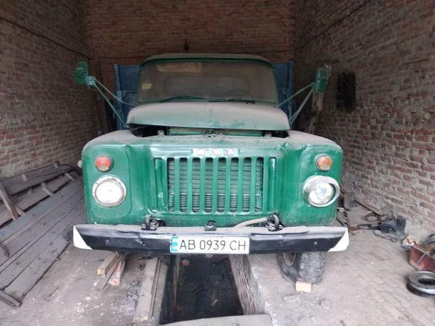 Автомобіль ГАЗ 53