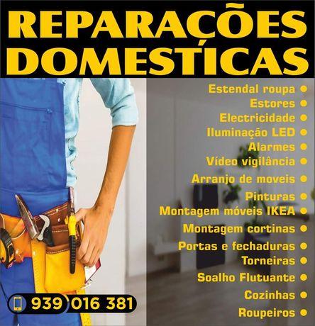 Reparações domésticas