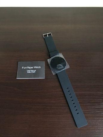 Elektroniczny zegarek LED wodoodporny