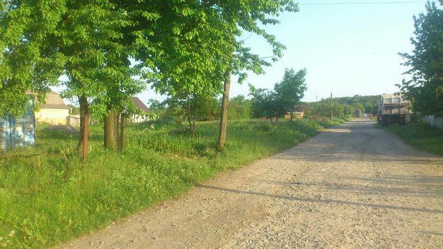 Продам земельный участок 0,08 га под строительство