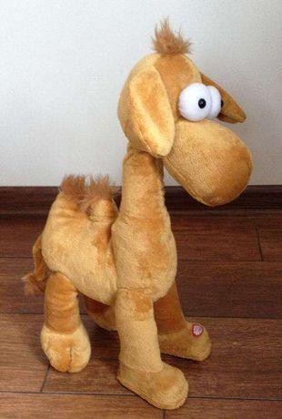 wielbłąd zabawka interaktywna