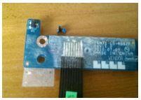 Płytka spod przycisku power PEW-71 LS 6582P Acer Aspire 5736z