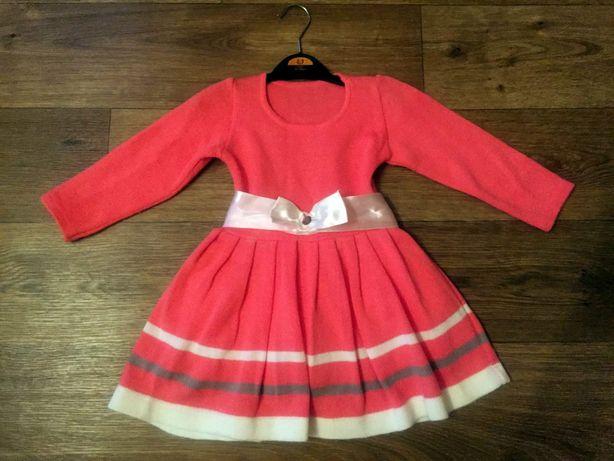 Красивое платье для сада , утренника, новогоднее платье, нарядное