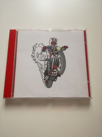 Kaseciarz Motorcycle rock and roll CD Instant Classic