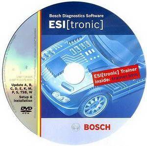 Тест планы ТНВД Bosch esi tronic