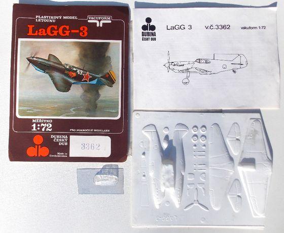 ŁaGG-3 vacuform 1/72