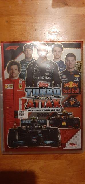 Cartas Turbo Attax 2021