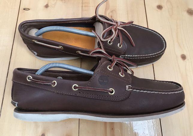 Топ сайдери туфлі мешта Timberland Dr Martens розмір 44,5 встилка 28,5