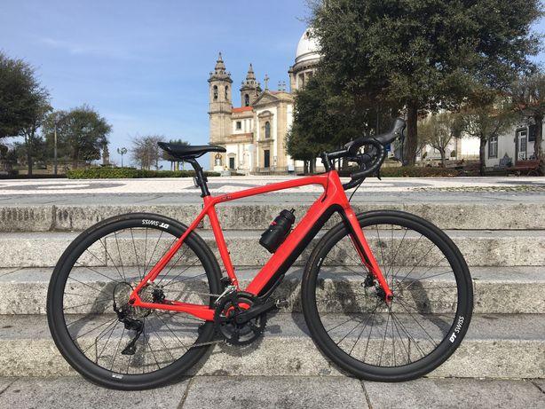 Bicicleta eléctrica hibrida Focus Paralane 2