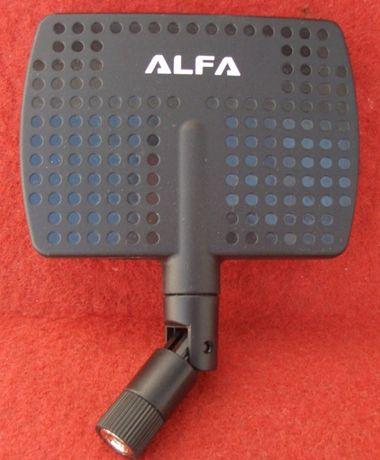 Antena direcional ALFA 7dBi alto ganho