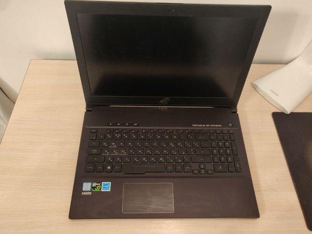 Продам Ноутбук ASUS ROG Zephyrus M GM501GS-EI001T