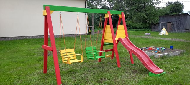 "Дитячий ігровий майданчик ""EKOnom"" Детская площадка, домик для детей"